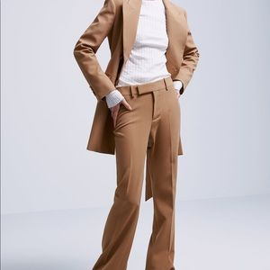Tailored Flared suit pants